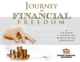 Journey to true financial freedom with Crown Financial Ministries!