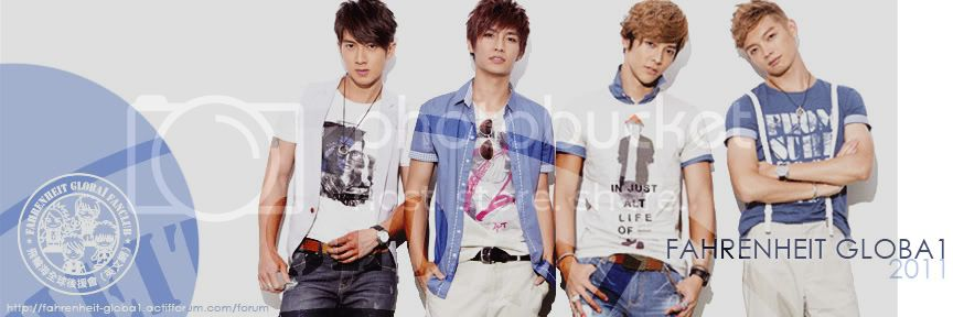 Fahrenheit Globa1 Fanclub